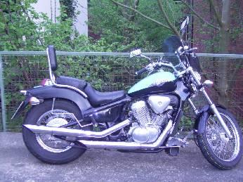 Motorrad von Reiner mehr Bilder von Bikes auf www.vt600c.com